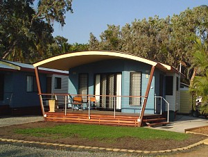 Island View Caravan Park - Accommodation Batemans Bay