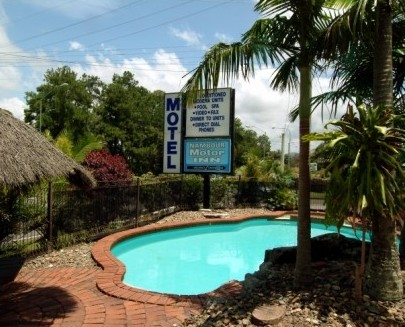 Nambour Motor Inn - Accommodation Batemans Bay