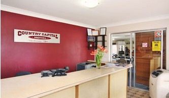 Country Capital Motel - Accommodation Batemans Bay