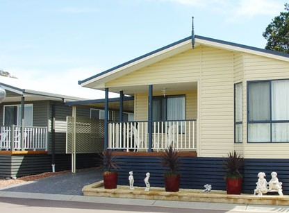 Palm Valley Motel And Home Village - Accommodation Batemans Bay