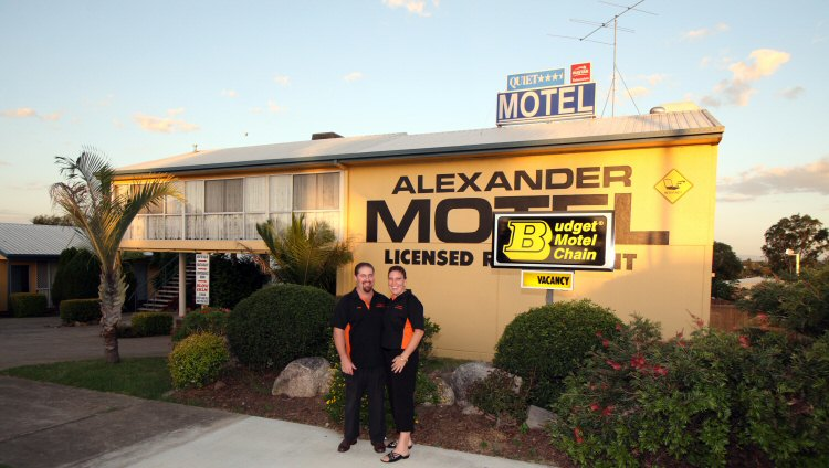 Alexander Motel - Accommodation Batemans Bay