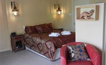 The Garden Room - Accommodation Batemans Bay