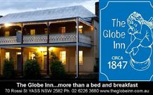 The Globe Inn - Accommodation Batemans Bay