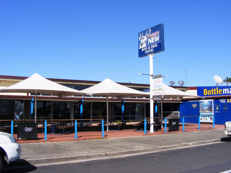 Rod N Reel Hotel Woodburn - Accommodation Batemans Bay