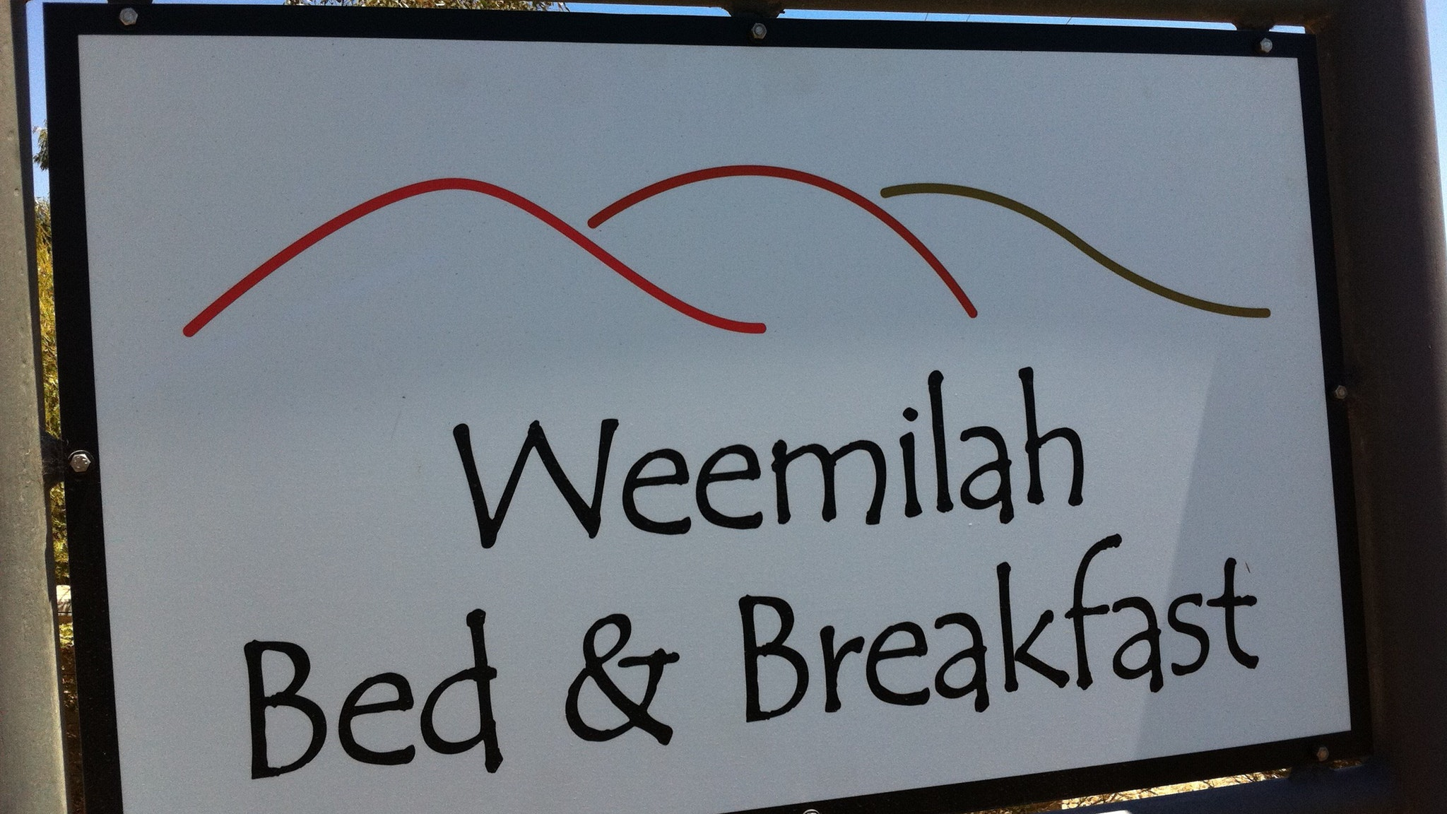 Weemilah Bed and Breakfast - Accommodation Batemans Bay