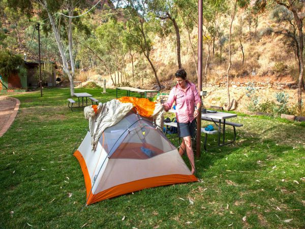 Standley Chasm Angkerle Camping - Accommodation Batemans Bay