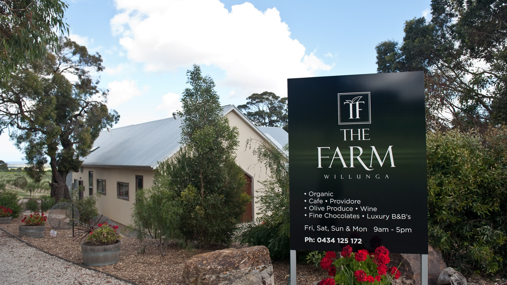 The Farm Willunga - Accommodation Batemans Bay