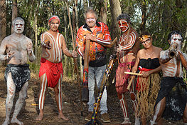 Didgeridoo Jam in the Park - Accommodation Batemans Bay