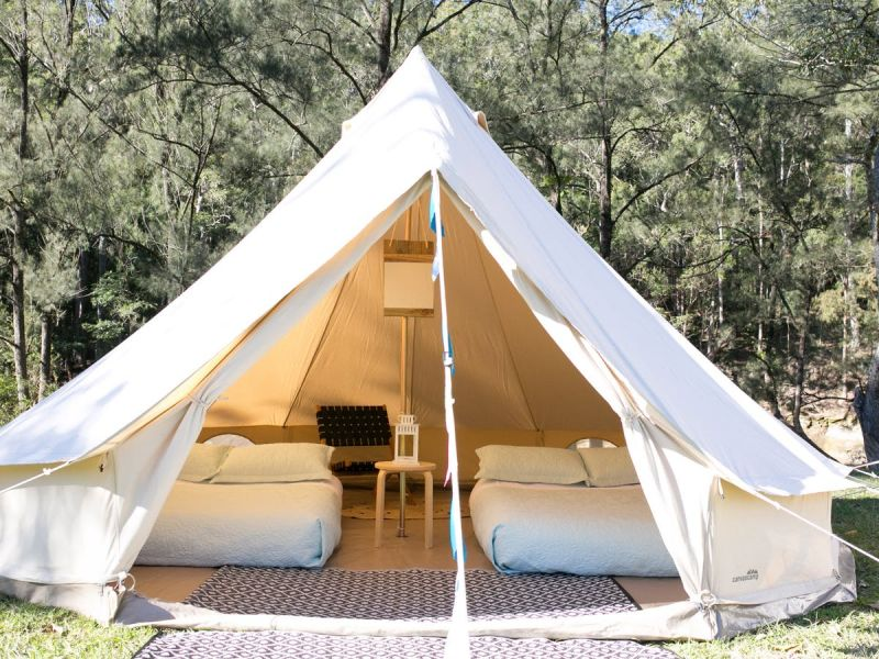 Glamping Hire Co - Accommodation Batemans Bay