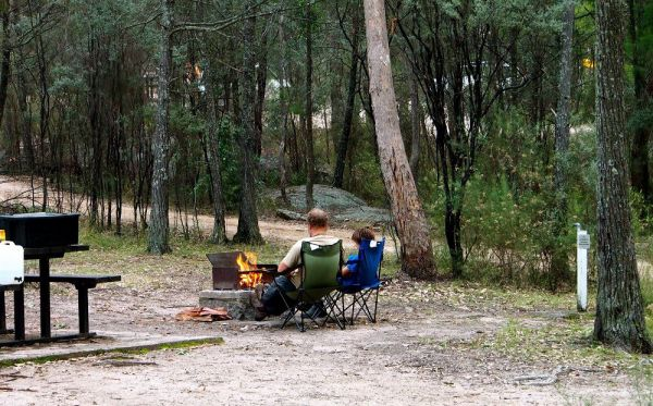 Girraween National Park Camping Ground - Accommodation Batemans Bay