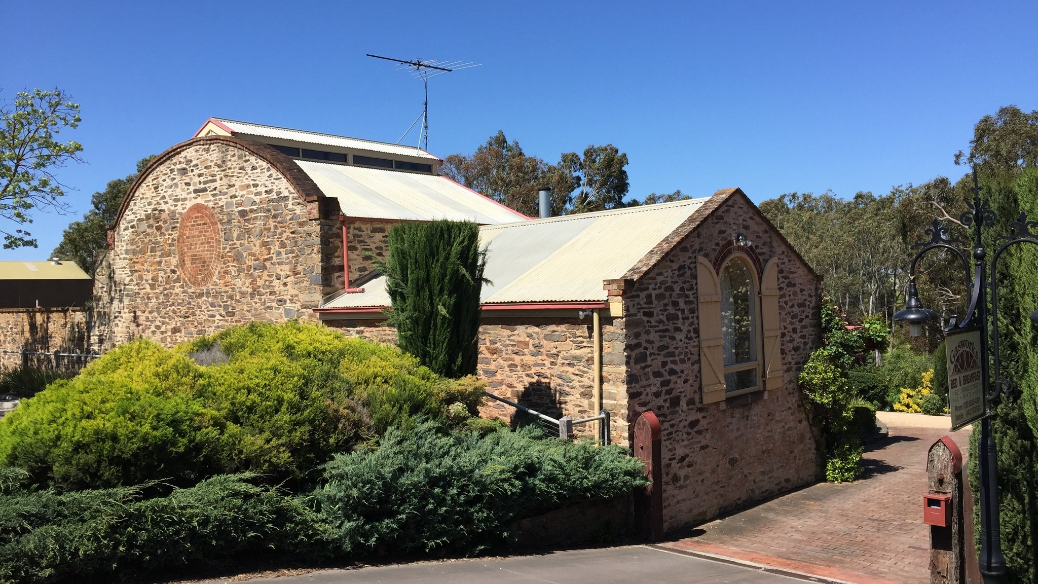 Gasworks Cottages Strathalbyn - Accommodation Batemans Bay