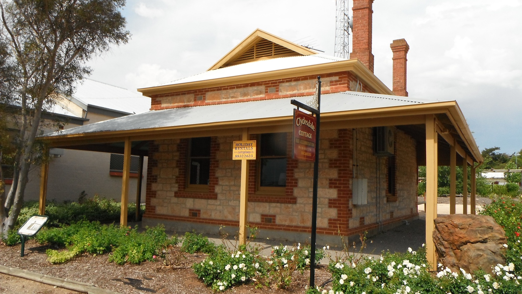 Clydesdale Cottage Bed  Breakfast - Accommodation Batemans Bay