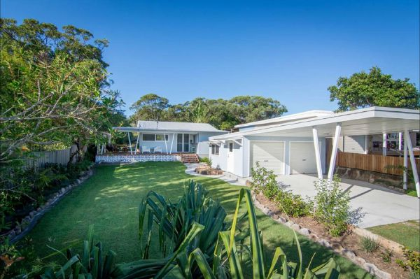 Back Beach Bungalow - Accommodation Batemans Bay