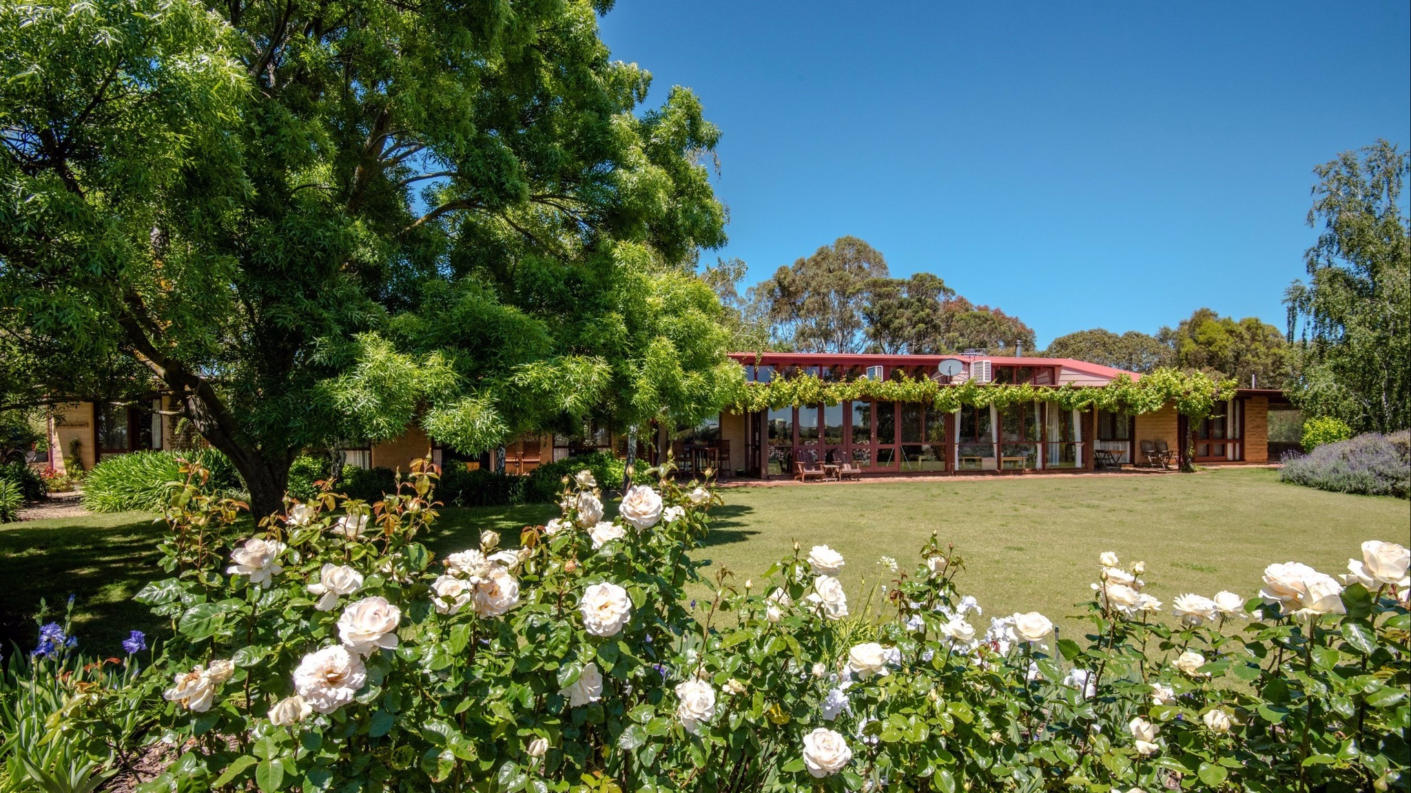Mulberry Lodge Country Retreat - Accommodation Batemans Bay