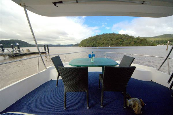 Luxury Afloat Hawkesbury River and Brooklyn - Accommodation Batemans Bay