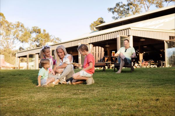 Paradise Country Farmstay - Accommodation Batemans Bay