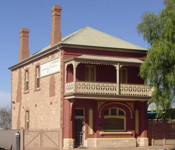 Savings Bank of South Australia - Old Quorn Branch - Accommodation Batemans Bay