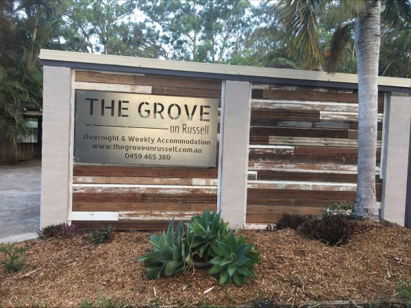 The Grove on Russell - Accommodation Batemans Bay