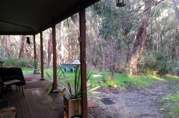 Kurianda Cottage Willunga Hill - Accommodation Batemans Bay