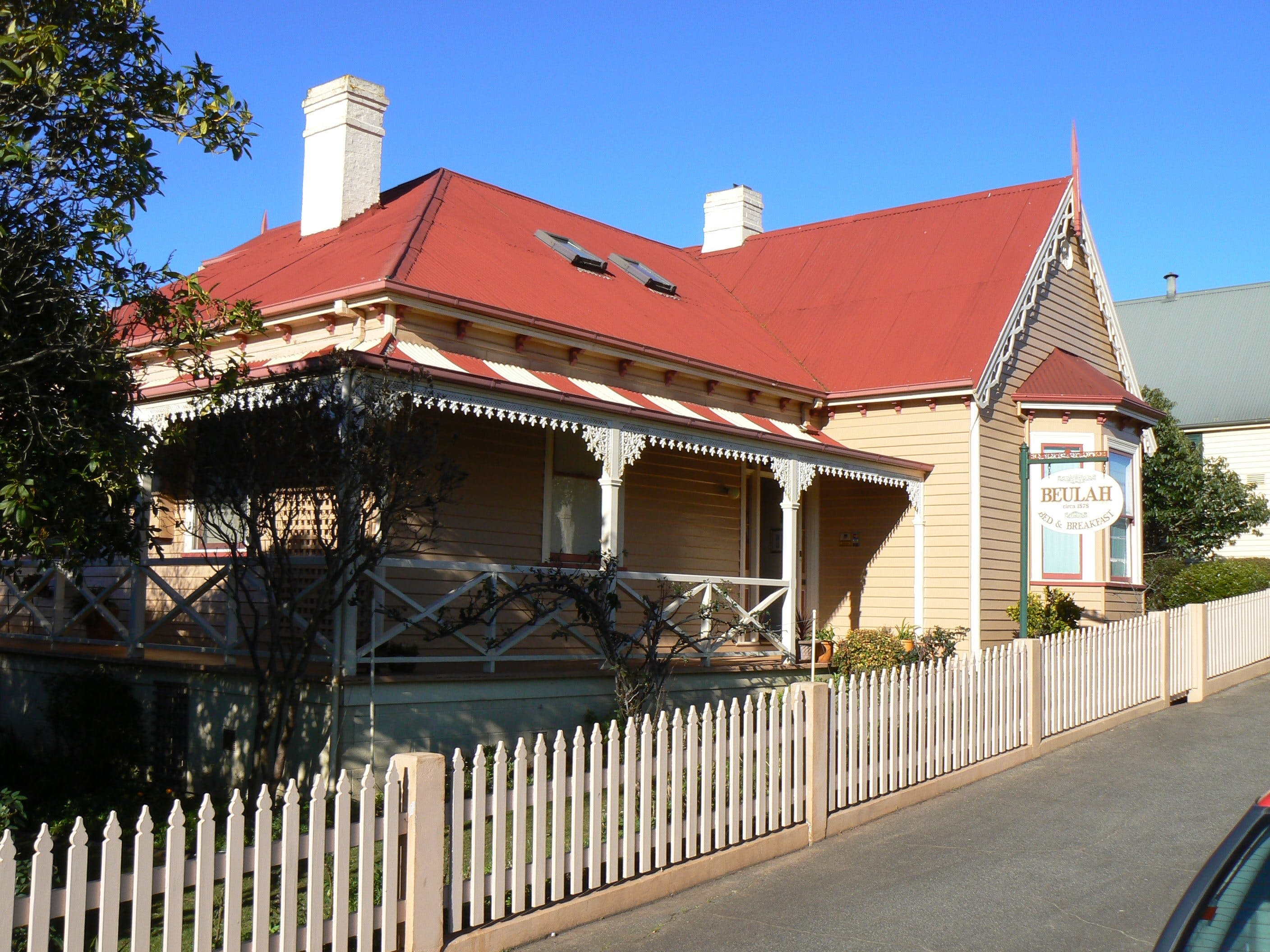Beulah Heritage Accommodation - Accommodation Batemans Bay