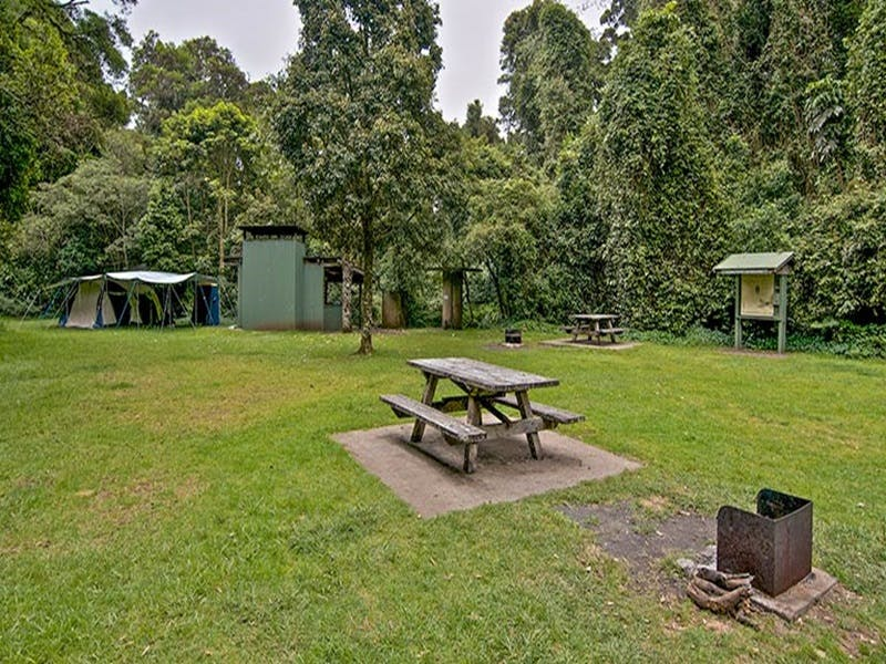 Forest Tops campground - Accommodation Batemans Bay