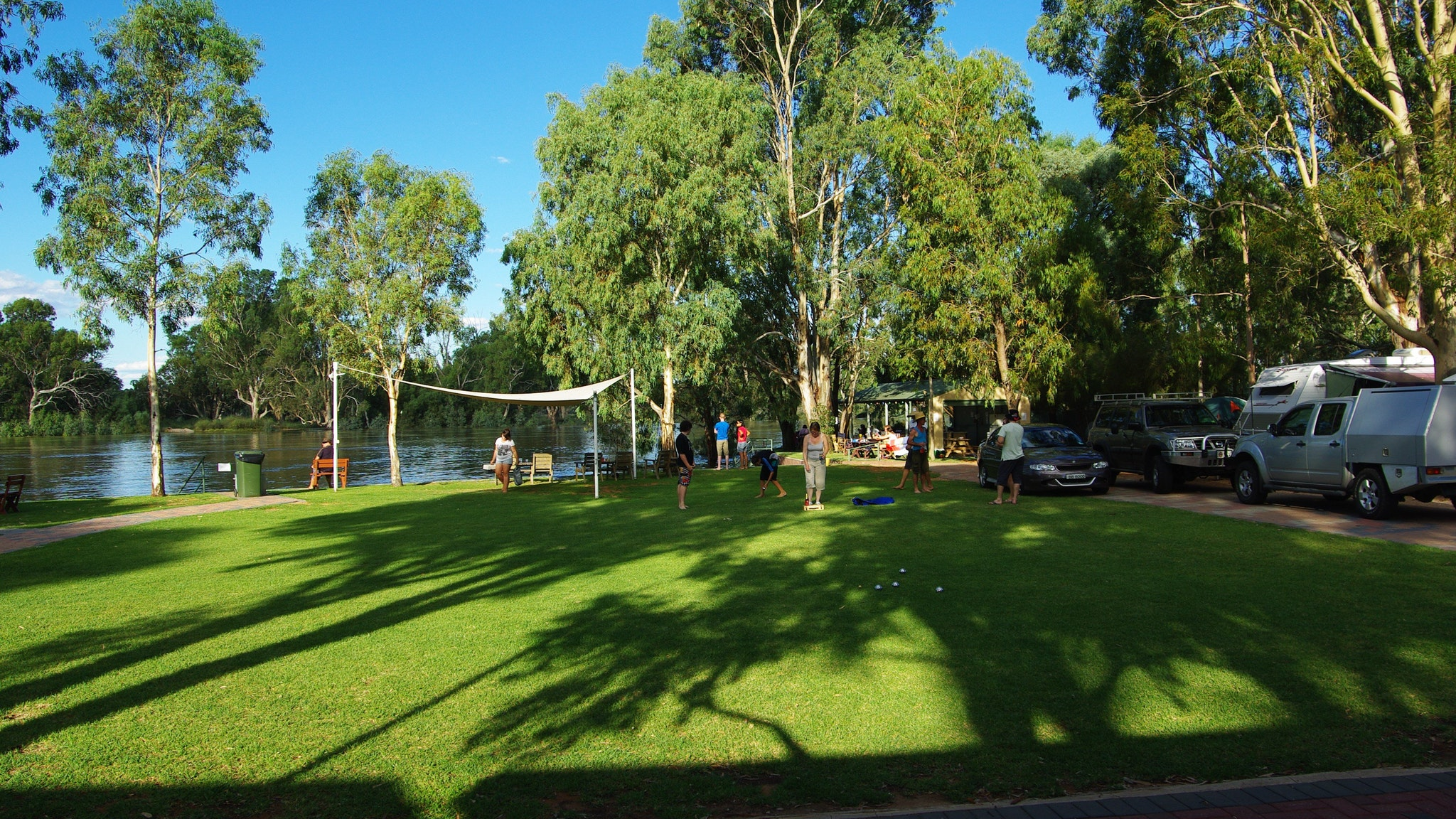 Big4 Blanchetown Riverside Holiday Park - Accommodation Batemans Bay