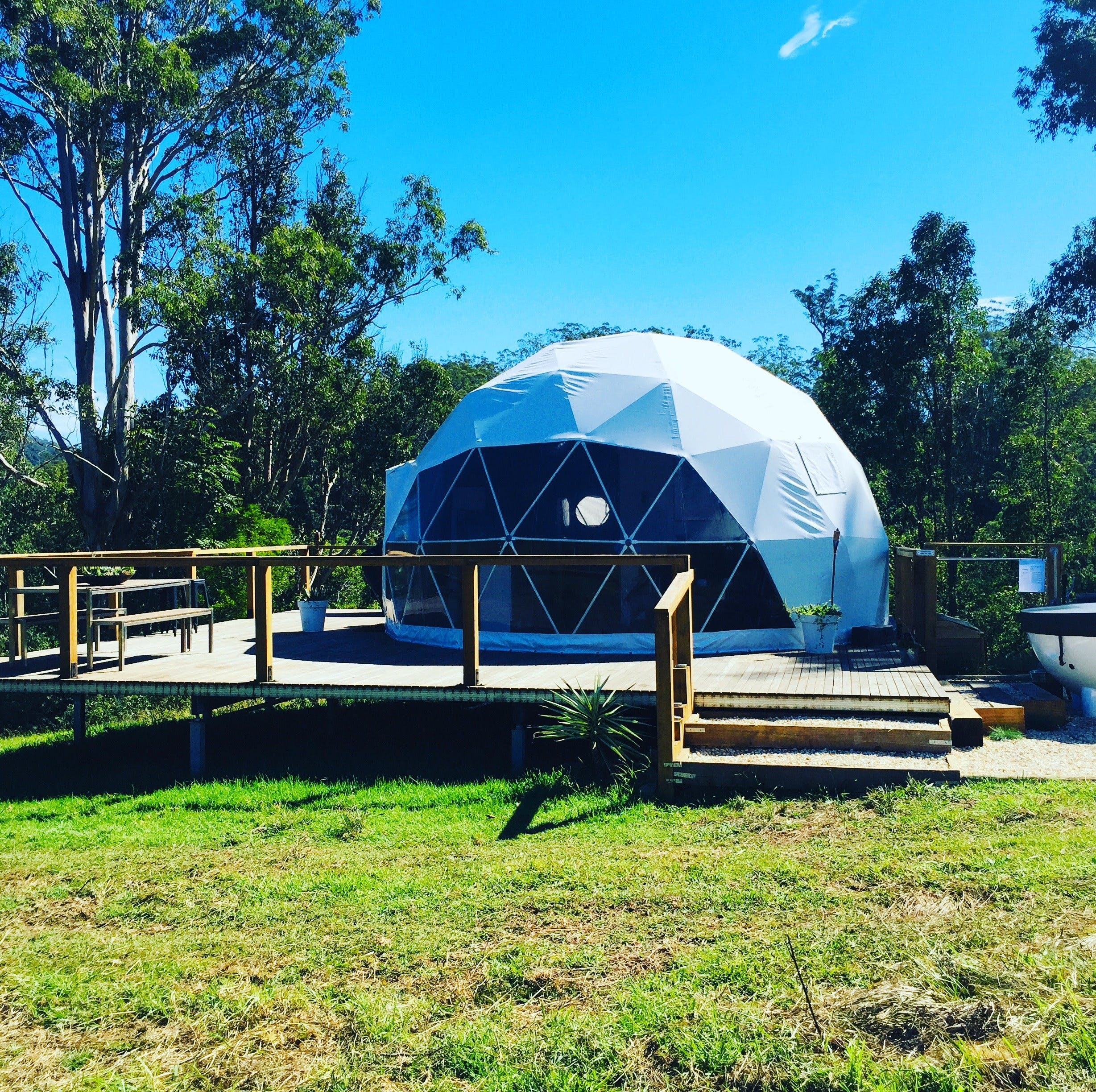 Nature Domes - Accommodation Batemans Bay
