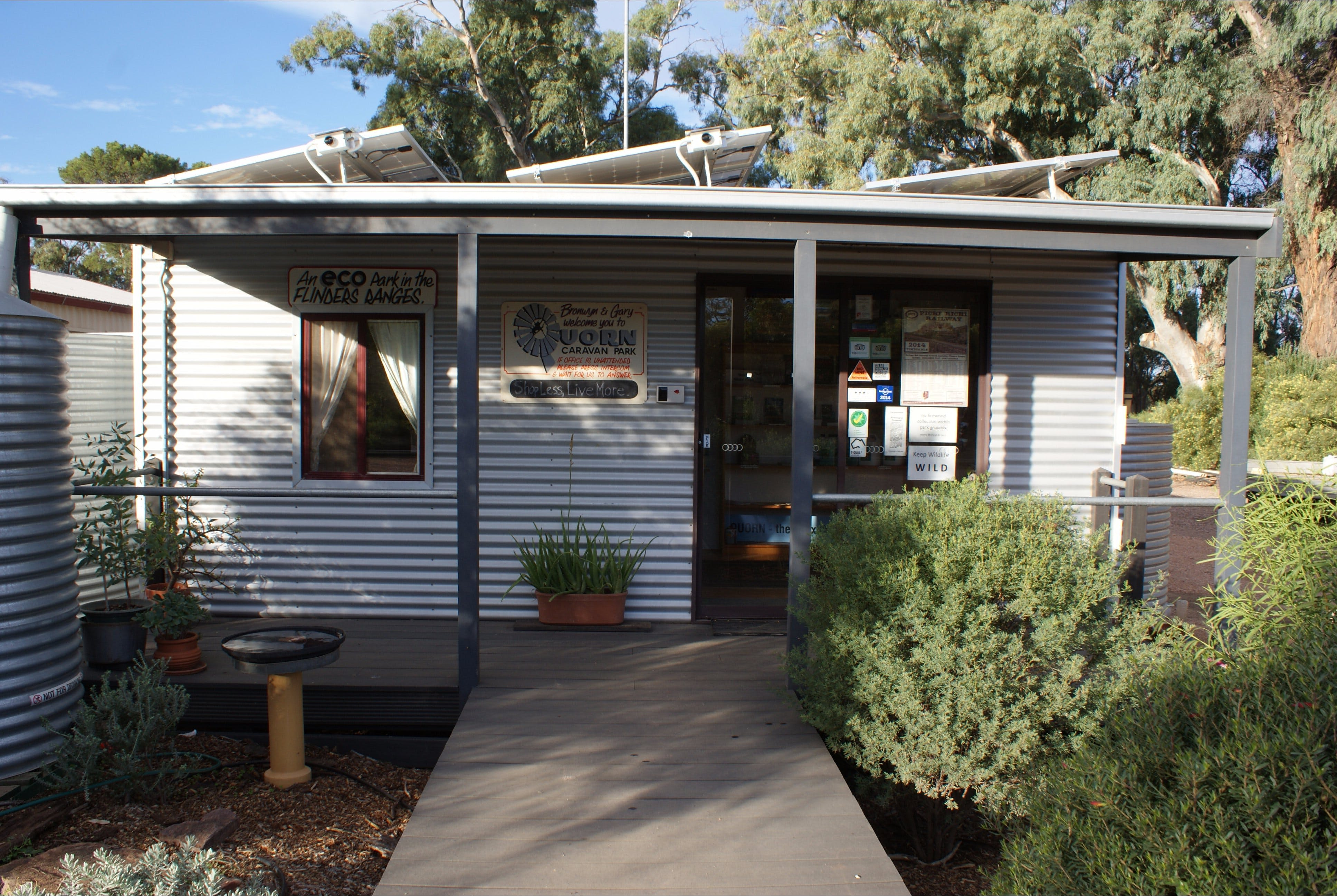 Quorn Caravan Park - Accommodation Batemans Bay