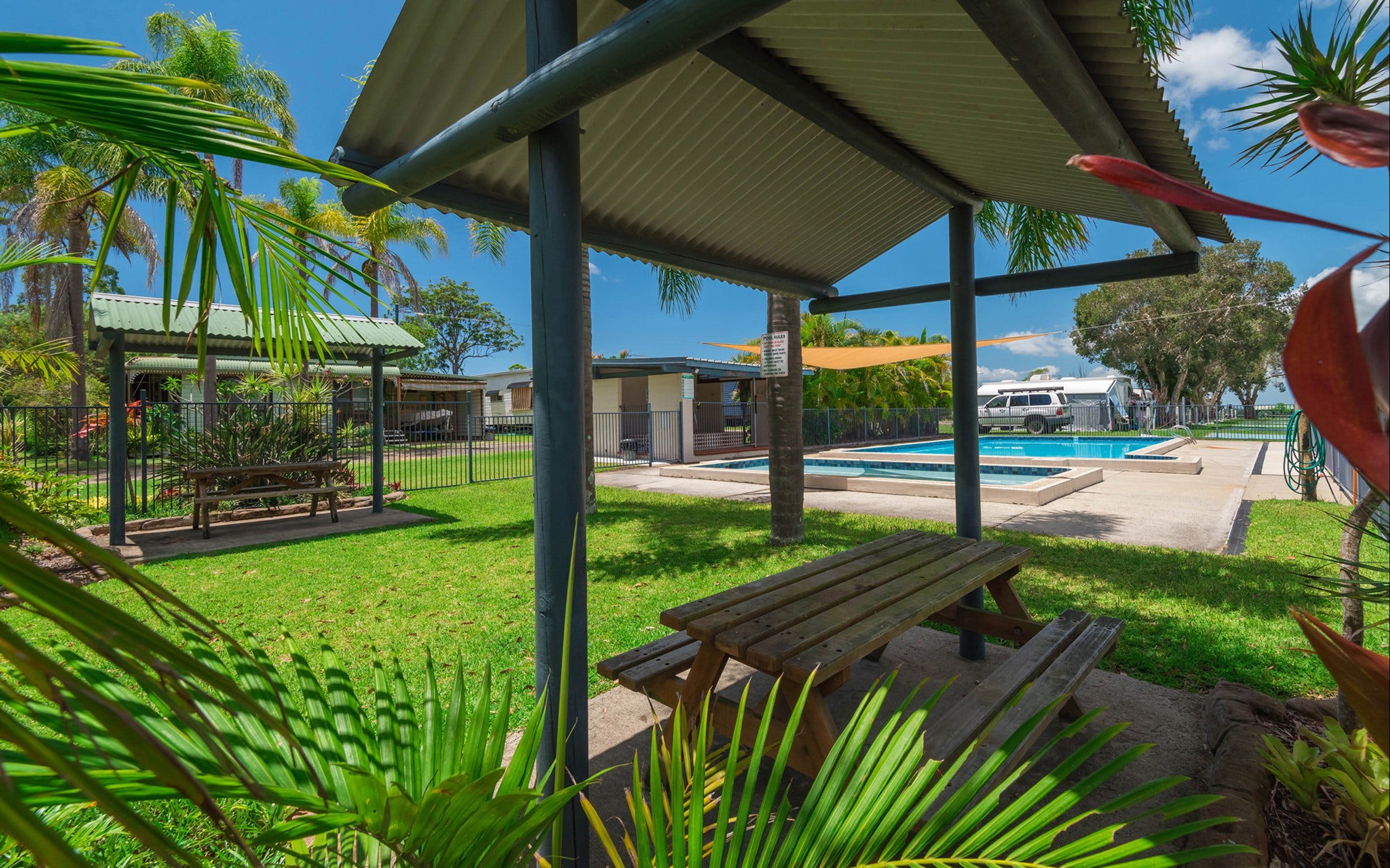 Bimbimbi Riverside Caravan Park - Accommodation Batemans Bay