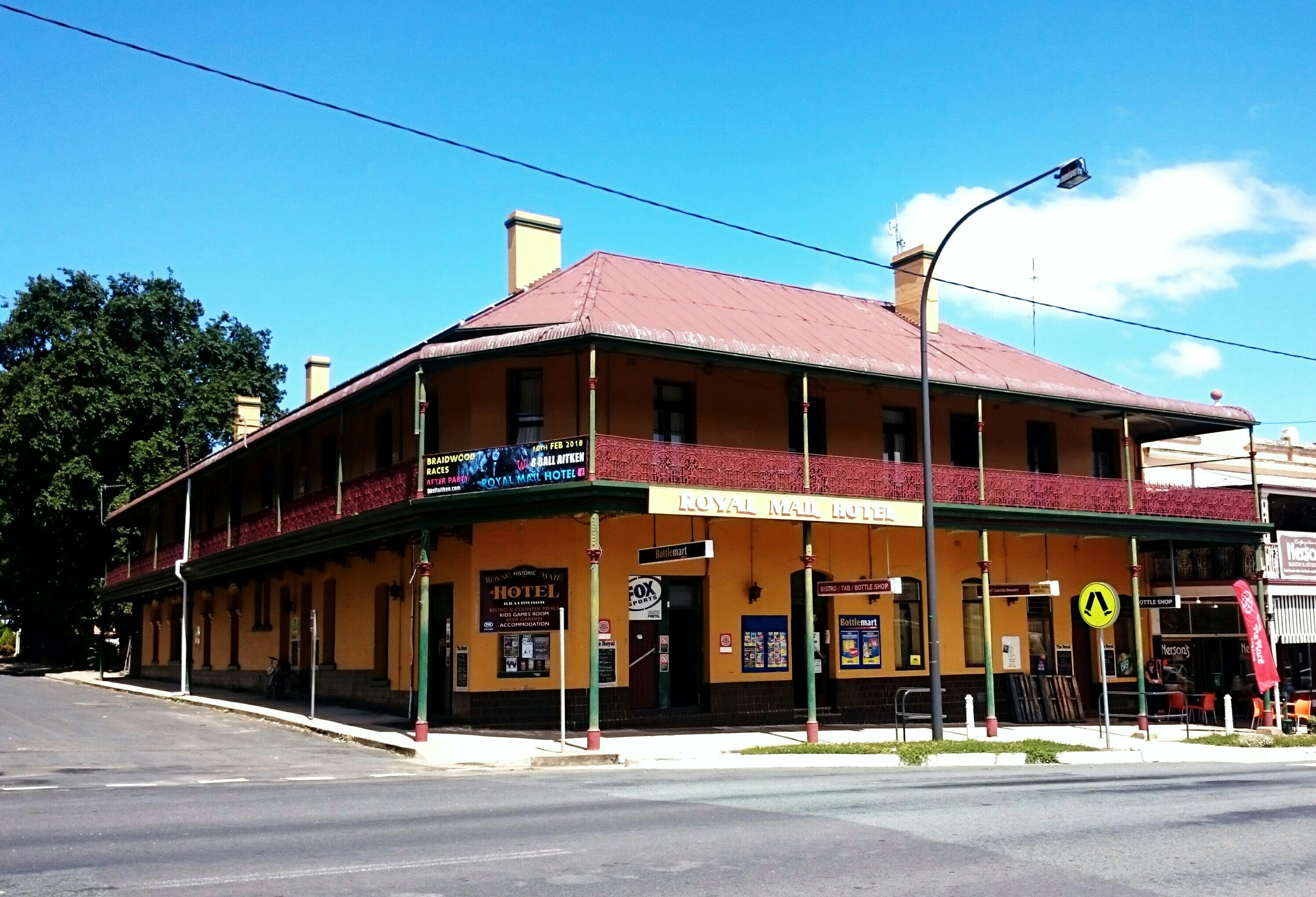Royal Mail Hotel Braidwood - Accommodation Batemans Bay