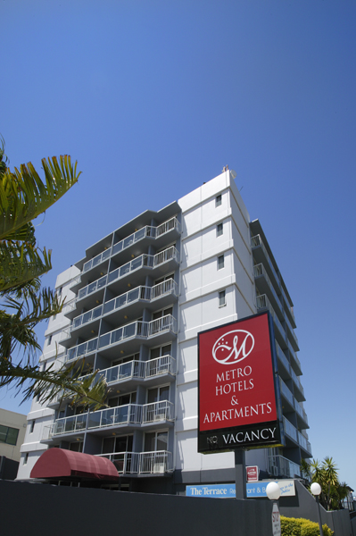 Metro Hotel  Apartments Gladstone - Accommodation Batemans Bay