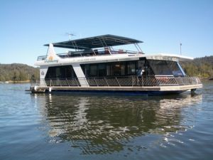 Able Hawkesbury River Houseboats - Accommodation Batemans Bay