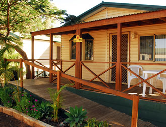 Wintersun Caravan  Tourist Park - Accommodation Batemans Bay