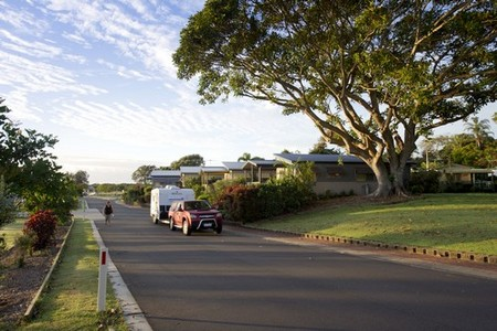 Urunga Heads Holiday Park - Accommodation Batemans Bay