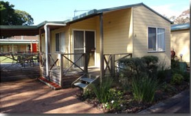 Bays Holiday Park - Accommodation Batemans Bay