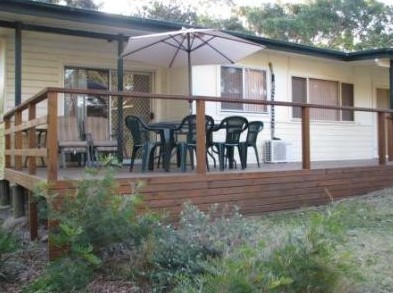 The Retreat Port Stephens - Accommodation Batemans Bay
