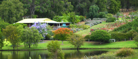 Pemberton Lavender and Berry Farm Cafe and Cottages - Accommodation Batemans Bay