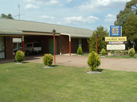 Barham Colonial Motel - Accommodation Batemans Bay
