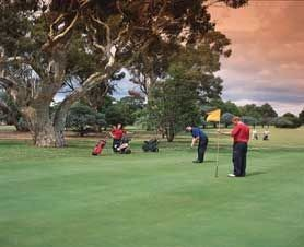 Barham Golf Resort - Accommodation Batemans Bay