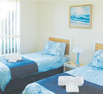 Captains Quarters - Accommodation Batemans Bay