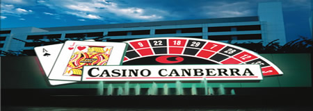 Casino Canberra - Accommodation Batemans Bay