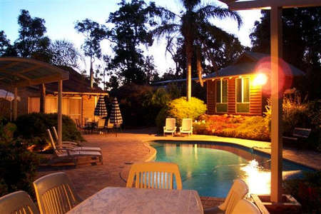 Woodlands Bed And Breakfast - Accommodation Batemans Bay