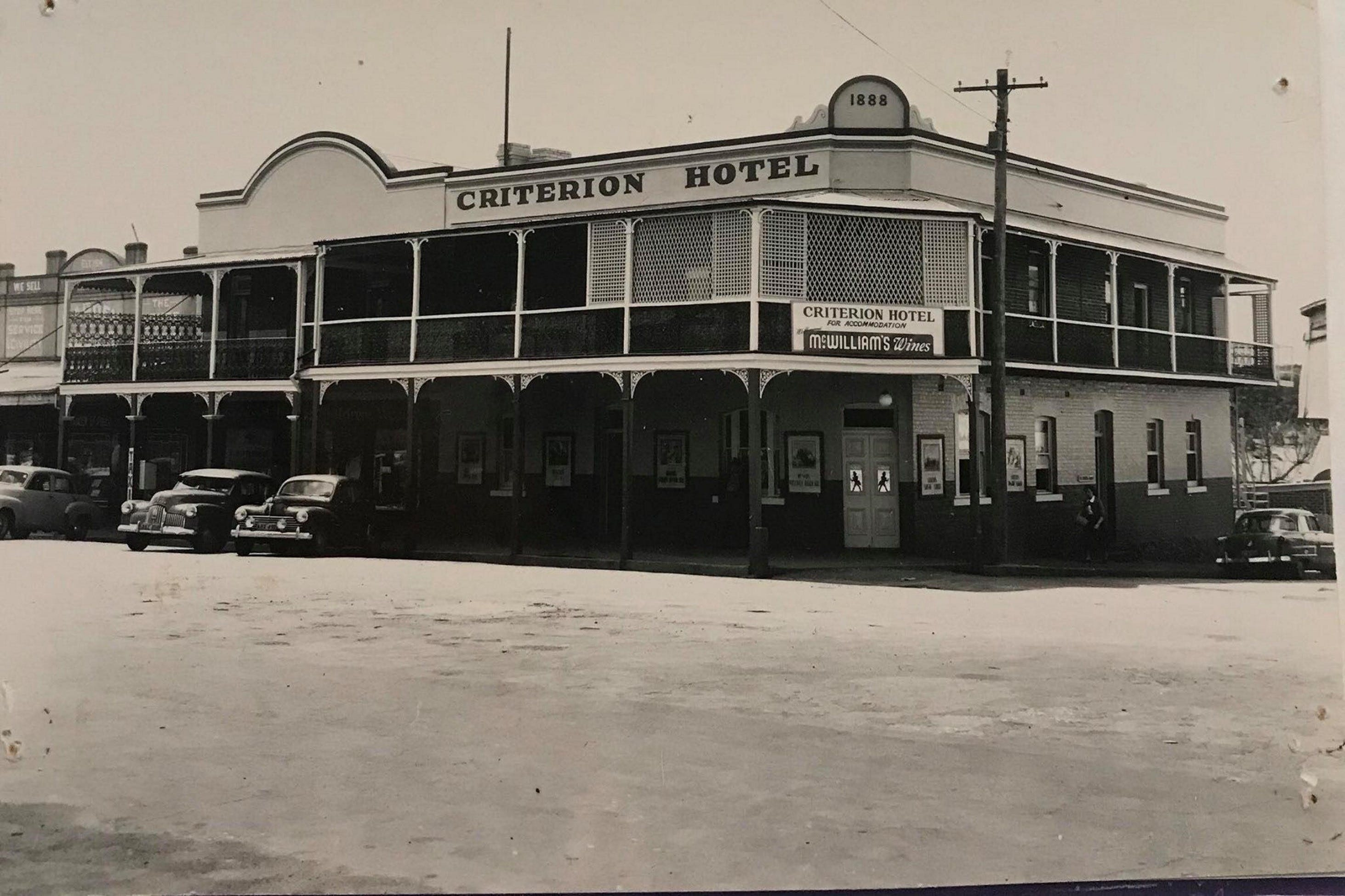 Criterion Hotel Grenfell - Accommodation Batemans Bay