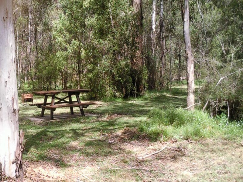 Mulloon Creek campground - Accommodation Batemans Bay