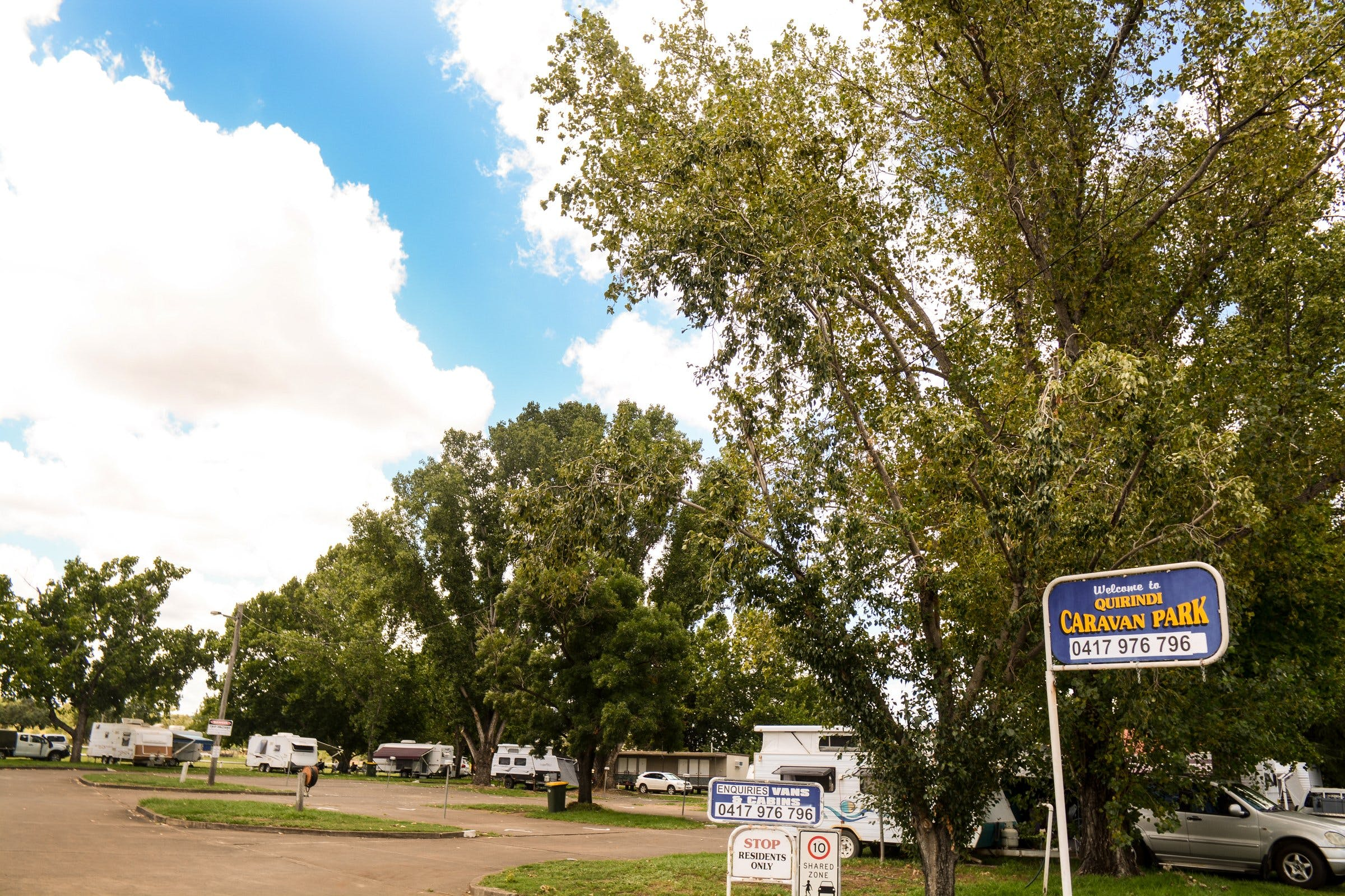 Quirindi Caravan Park - Accommodation Batemans Bay