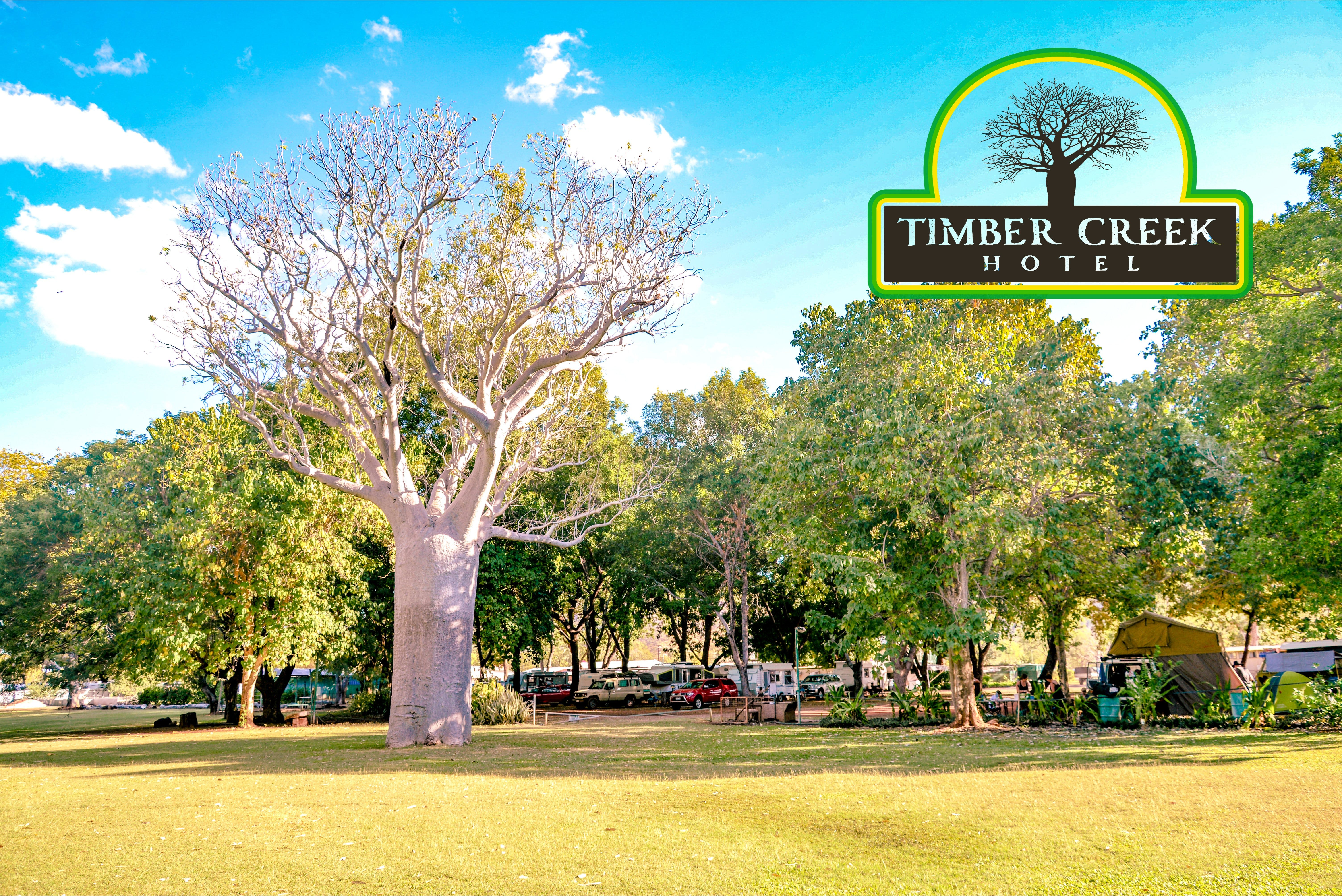 Timber Creek Hotel and Caravan Park - Accommodation Batemans Bay