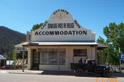 Snug as a Bug Motel - Accommodation Batemans Bay