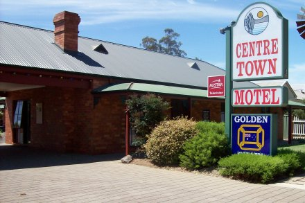 Centretown Motel Nagambie - Accommodation Batemans Bay