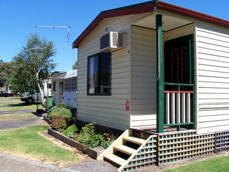 Leongatha Apex Caravan Park - Accommodation Batemans Bay