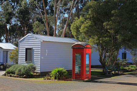 Shady Acres Caravan Park Ballarat - Accommodation Batemans Bay